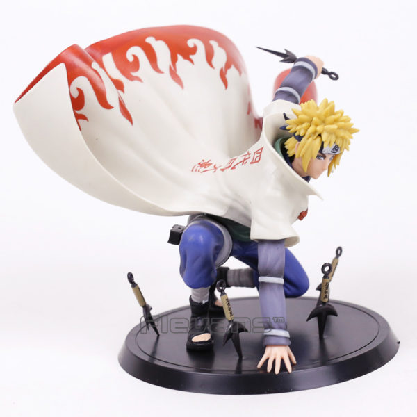 Minato Action Figure Looking at Leftside