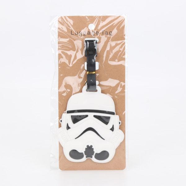 Star Wars Luggage Tags Stormtrooper Head