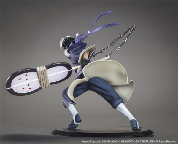 Obito Figure Backview