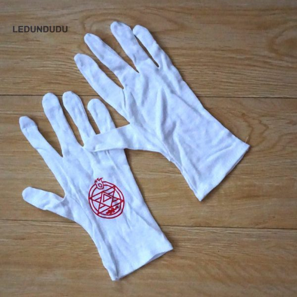 Edward Elric Gloves