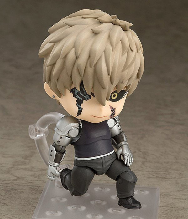 Greatest Genos Nendoroid Cyborg eye