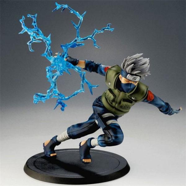 Kakashi Figures Power Attack