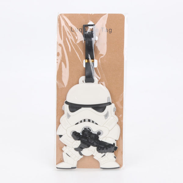 Star Wars Luggage Tags Stormtrooper Facing