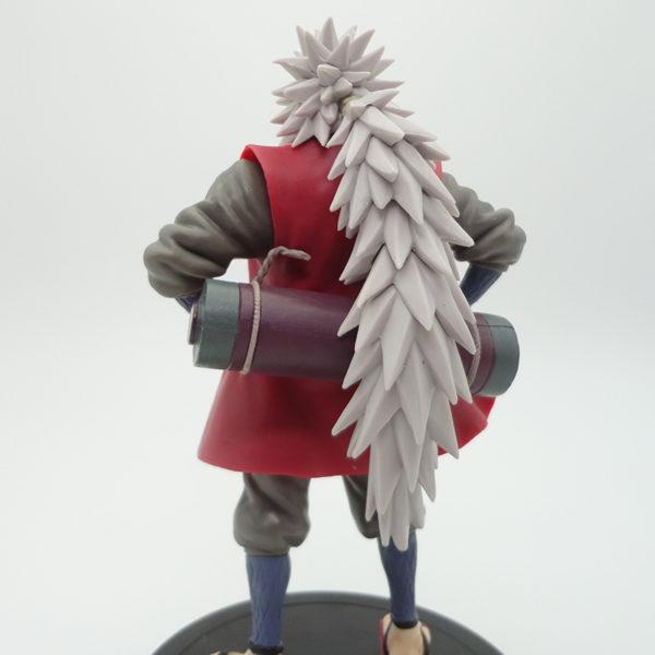 Back Part of Jiraiya Action Figure