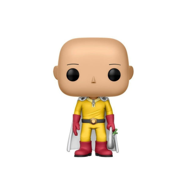Marketing One Punch Man Figma
