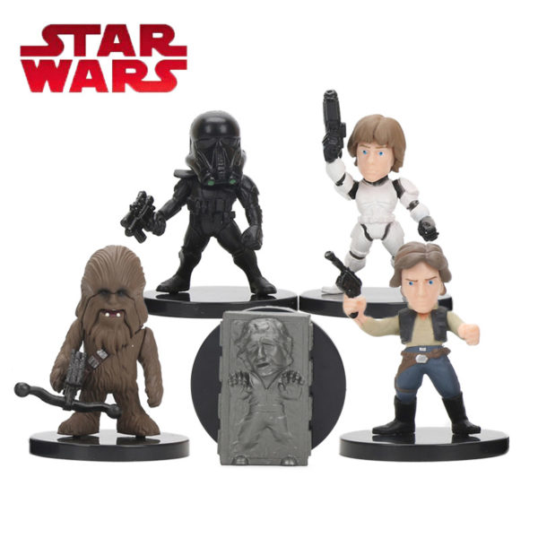 Best Star Wars Figures To Collect Chewbacca set