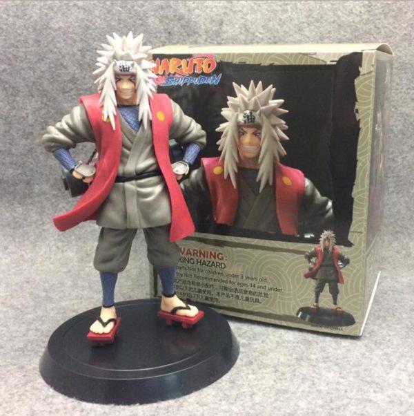 Jiraiya Action Figure in Box like Card