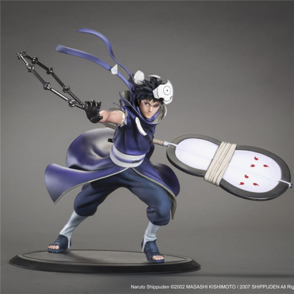 Obito Figure Action PVC