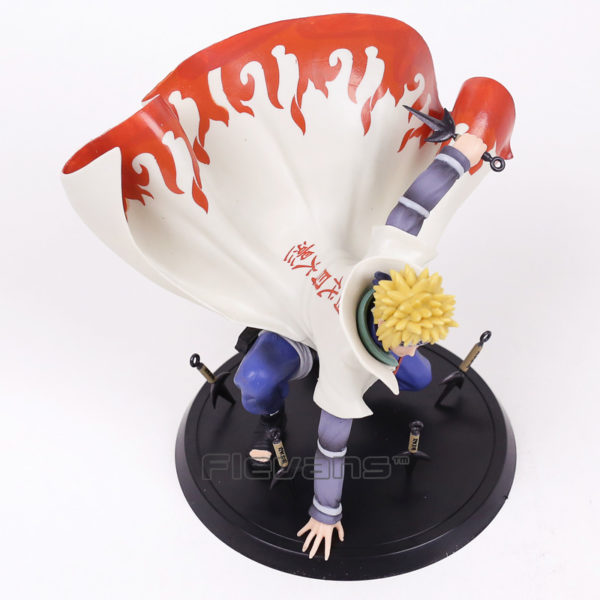 Minato Action Figure at Top