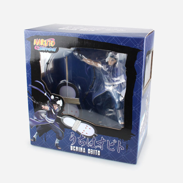 Obito Figure in Box Naruto