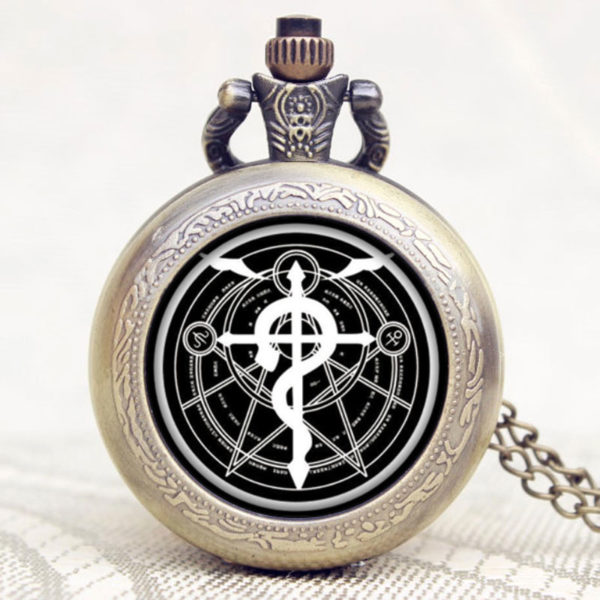 Pocket Watch Fullmetal Alchemist