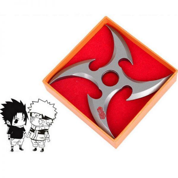 Silver Shuriken Naruto