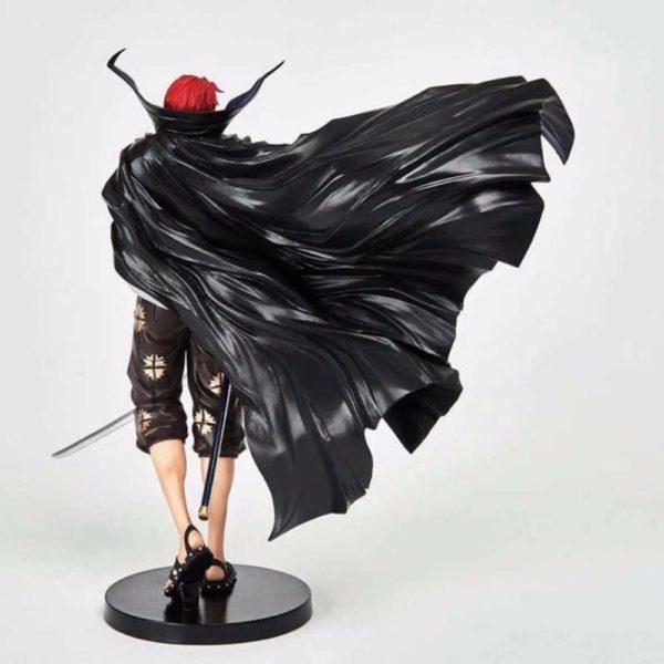 Leaving One Piece Shanks Figure