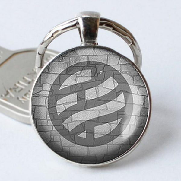 Naruto Keychain Black