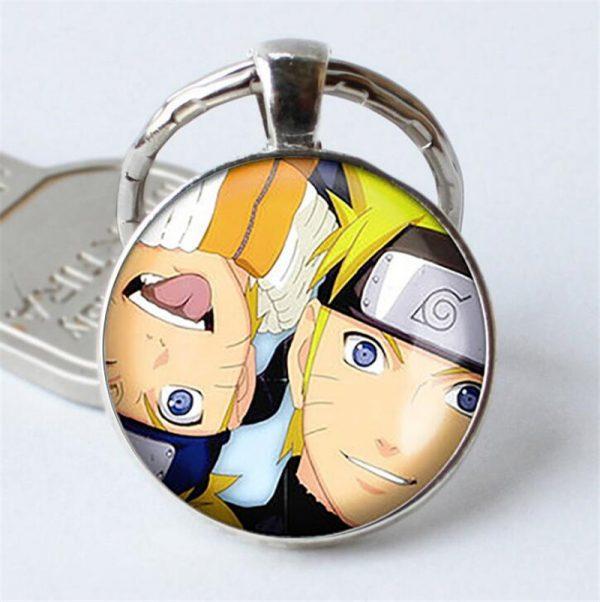 Naruto Keychain Pendant