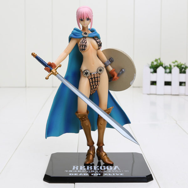 One Piece Figure Rebecca PVC