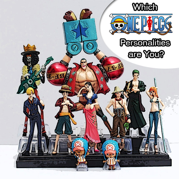 Which One Piece Personalities are You