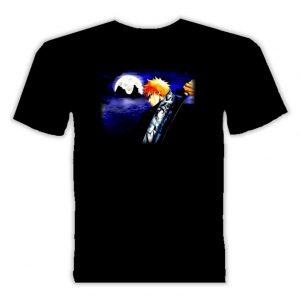 Bleach Anime Kurosaki Ichigo T Shirt