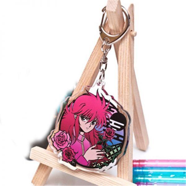 YuYu Hakusho Acrylic Keychain
