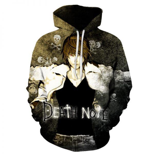 Death Note Hoodie 3D Print Men/Women