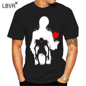 Death Note T Shirt Ryuk And Light Anime
