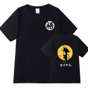 Dragon Ball Z T Shirt For Men