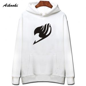 Fairy Tail Winter Men Hoodie