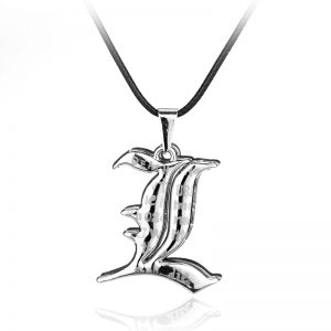 Hot Punk Anime Death Note Metal Necklace