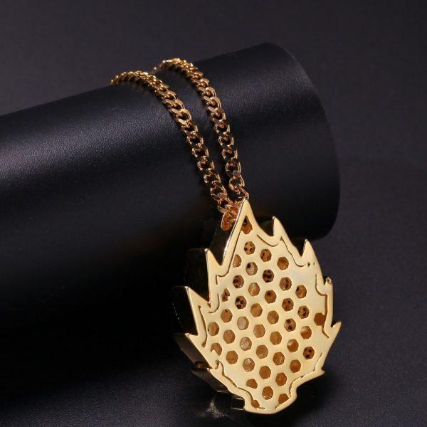 Dragon Ball Supper Saiyan Goku Necklace Pendant