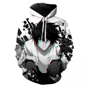 Death Note Hoodie 3D Print Men/Women