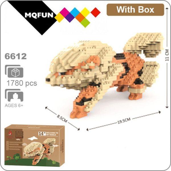 DIY blocks bricks Mini Building Blocks Toys