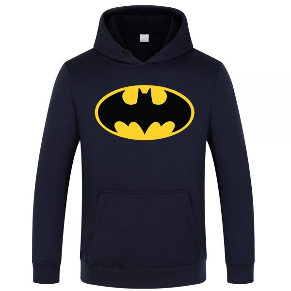 Superman And Batman Sweatshirt Hoodie