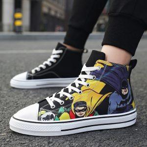 Batman Shoes For Men &Women