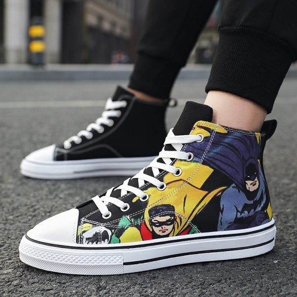 Batman Shoes For Men &Women