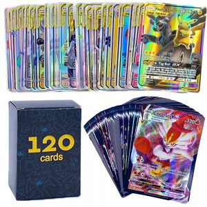 Battle Game Pokemon Cards