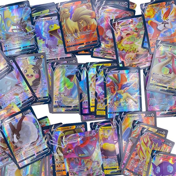 Battle Game Pokemon Cards