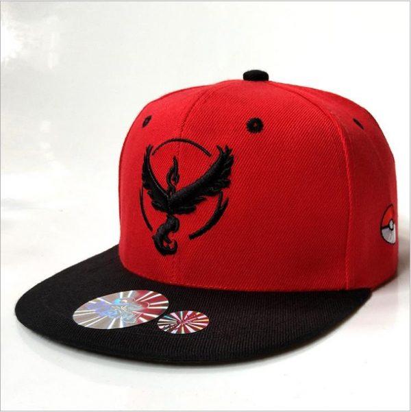 Pokemon Adult Snapback Cospaly Caps