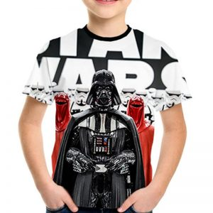 Star Wars T-shirts For Boys A nd Girls