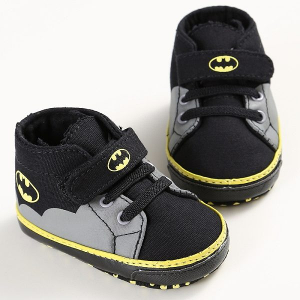 Batman And Superman Indoor Shoes