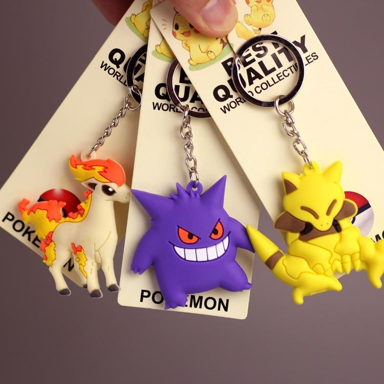 Pokemon Pikachu Keychain - RykaMall