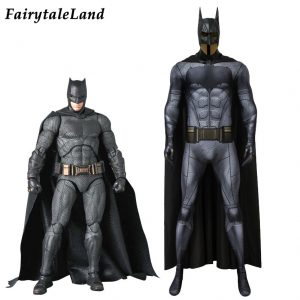 Batman Cosplay Outfit with Helmet Costume