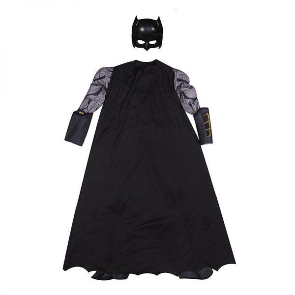 Batman Child Costume Superhero Suits Overalls Superhero Clothes Cosplay