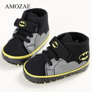 Batman And Superman Indoor Shoes