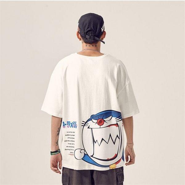 Hip Hop Doraemon T Shirt