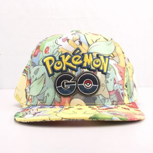 Anime Cartoon Pokemon Cap Go Pocket Monster Ash