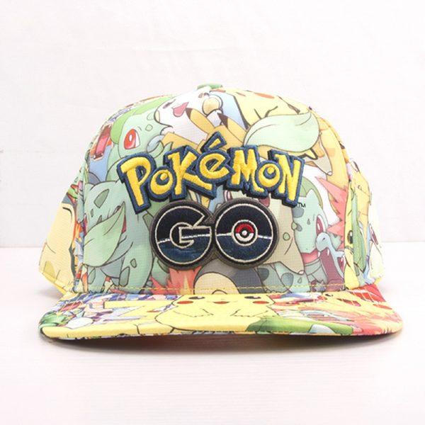 Anime Cartoon Pokemon Cap Go Pocket Monster Ash