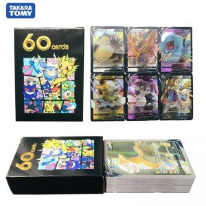 Pokemon Cards English version Anime Collection