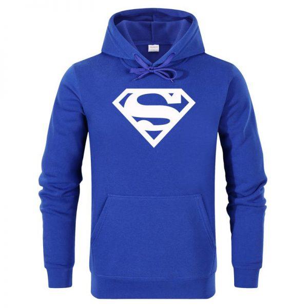 Superman Sweatshirts Hoodies