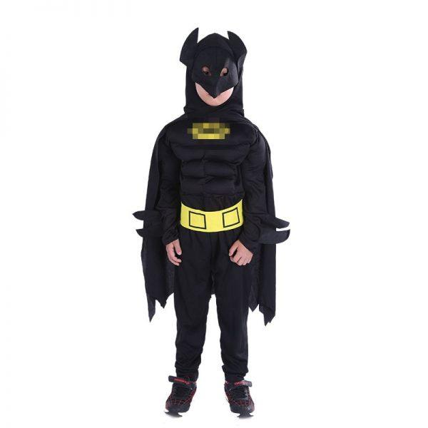 Children Vampire Muscle batman Costumes