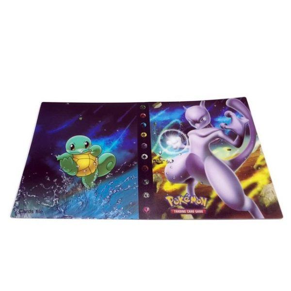 Pokemones Cards Album Collectionsn